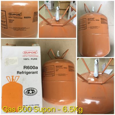 Gas Lạnh SUPON R600a 6.5kg